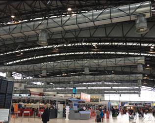 瓦茨拉夫哈维尔机场